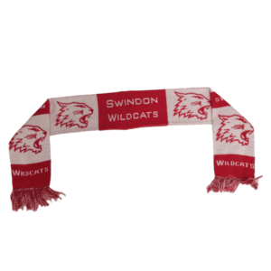 wildcats branded scarf